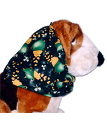 Dog Snood-Lucky Pots of Gold Cotton-Basset Hound-Springer Spaniel-Size L... - $12.50