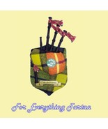 Buchanan Clan Tartan Musical Bagpipe Clan Bucha... - $12.00