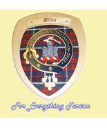 Clan Allan Tartan Woodcarver Wooden Wall Plaque... - $120.00