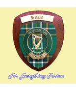 Harp Claddagh Belt Irish Tartan Woodcarver Dark... - $200.00