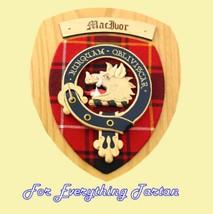 Clan MacIvor Tartan Woodcarver Wooden Wall Plaq... - $120.00