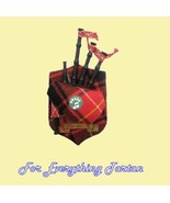 MacIver Clan Tartan Musical Bagpipe Clan MacIve... - $12.00