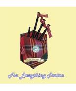 MacLean Clan Tartan Musical Bagpipe Clan MacLea... - $12.00