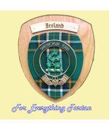 Shamrock Claddagh Belt Irish Tartan Woodcarver ... - $120.00