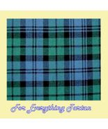 Blackwatch Ancient Tartan 10oz Wool Fabric Ligh... - $25.00