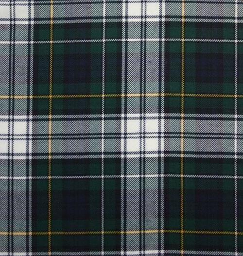 Dress modern tartan 10oz wool fabric lightweight reiver fabric