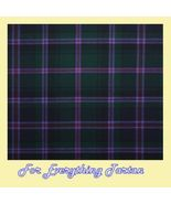 Cooper Modern Tartan 10oz Wool Fabric Lightweig... - $110.00