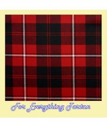 Cunningham Modern Tartan 10oz Wool Fabric Light... - $110.00