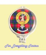 Clan Crest Tartan Badge Polished Metal Collecto... - $18.00