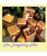 Spiced Pear 3oz Square Votive Scented Candles U... - $12.95