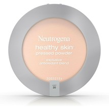 Neutrogena Healthy Skin Pressed Powder Spf 20, Light 20  0.34 Oz. - $25.73
