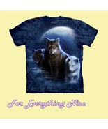 Three Wolf Night Wolf Themed Child Unisex Cotto... - $21.90