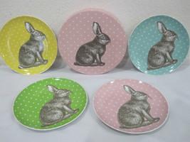 BIA Cordon Bleu Easter Rabbit Pastel Set of 4 P... - $36.99