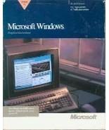 Microsoft Windows Os 3.1 5.25 Floppy [5.25 inch diskette] - $98.99