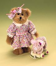 """Boyds Bears """"Bailey & Lil' Suie"""" #9199-32 - 8"""" plush bear-  NWT-2009 -Re... - $29.99"""