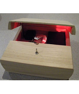 c VIDEO peek-a-boo MOODY Leave me alone Useless box UNIQUE moves & TURNS... - $169.99