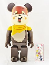 TAKARA TOMY MEDICOM TOY STAR WARS Bearbrick 400% Ewoks WICKET Animation Editi... - $167.69