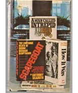 A Man Called Intrepid, Scapegoat, How to Live to Be 100, How It Was (use... - $7.00