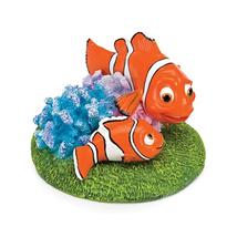 Penn Plax Nemo and Marlin Aquarium Ornament 961-NMR23 - $39.62