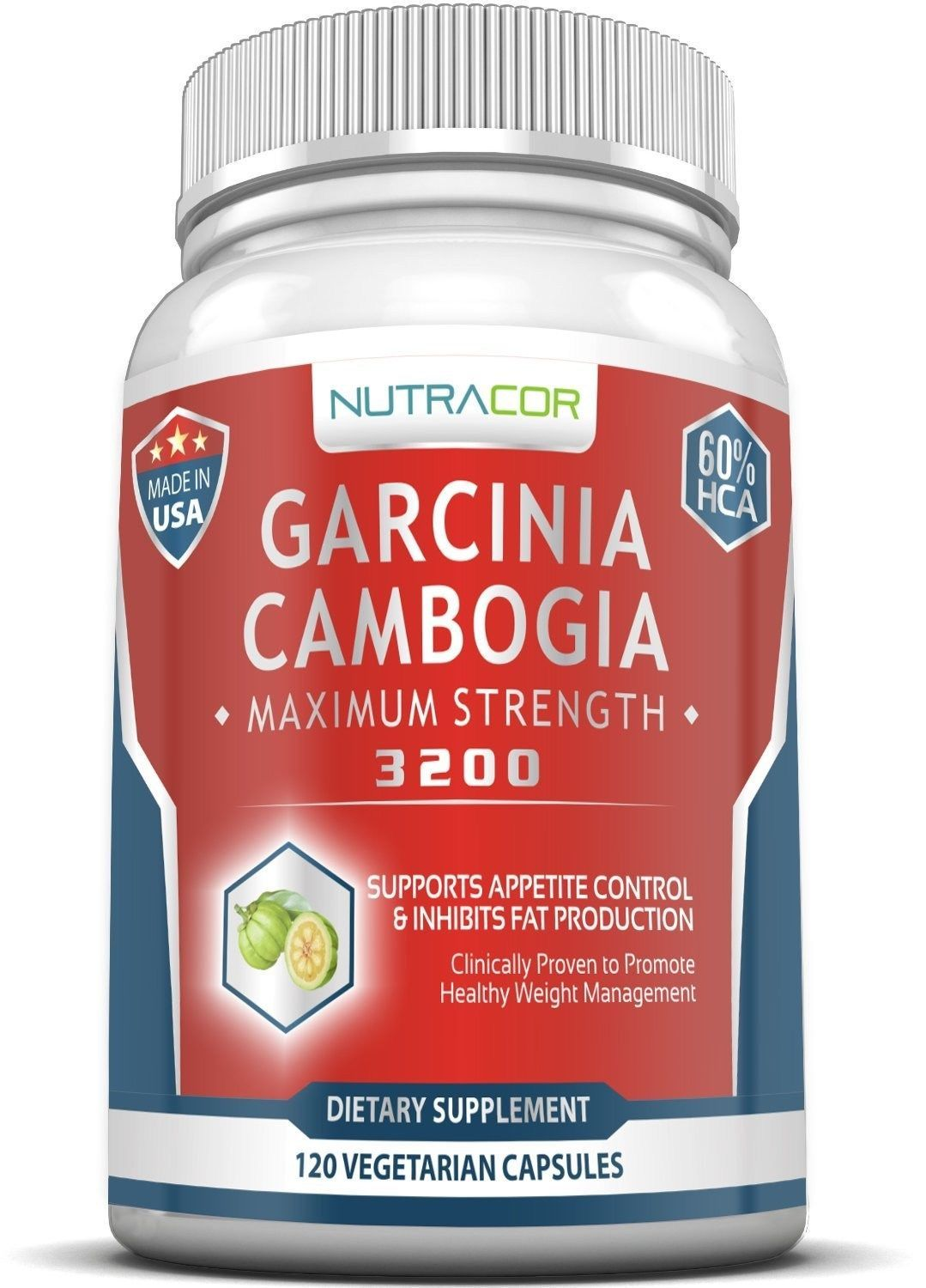 Garcinia Cambogia Ultra Premium Pure Extract And 28 Similar Items With 3200mg 120 Capsules