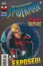 Marvel The Sensational Spider Man (1996 Series) #4 Vf+ - $1.29