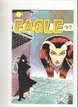 2 Comic Lot - Eagle # 1 & 2 (1986) - $2.00