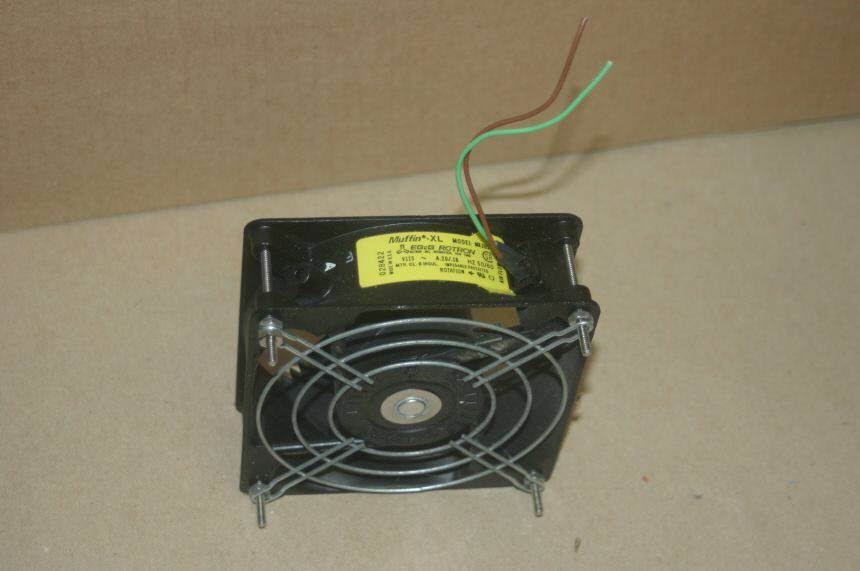 Primary image for EG&G Rotron Muffin XL MX2B3 Fan 115 V AC .20/.18 AMP 50/60 HZ