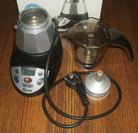 Espresso Coffee Maker Delonghi Moka Alicia and 5 similar items