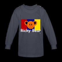 Ricky bear kids long sleeve tee thumb200