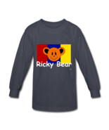 Ricky Bear Kids' Long Sleeve T-Shirt - $29.50