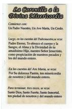 Necklace - Jesus, en Ti confio! Medal & Holy Card - LH125.1072IA image 3