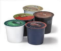 Bold Dark Chocolate Amaretto 10 Single Serve Coffee Cups K-Cup Brewer Free Shipp