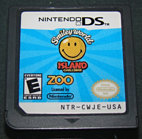 Primary image for Nintendo DS - Smiley World ISLAND CHALLENGE (Game Only)
