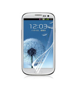 Clear Crystal Transparent Screen Protector Guard Shield For Samsung Gala... - $4.99