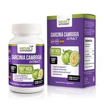 80% HCA Pure Garcinia Cambogia Extract 1500 Mg - All Natural Weight Loss - $26.99