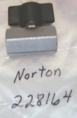 Primary image for Norton Concrete Saw Water Valve pt.# 228164 *NEW* B3#1 1 Day Shipping