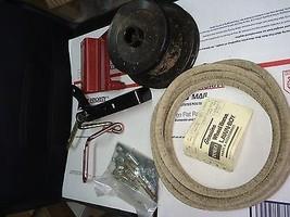 "TORO OEM 100-2318, Pulley & Belt Kit, 62""  *NEW* B7#1 InStock 1 Day Shipping - $84.14"