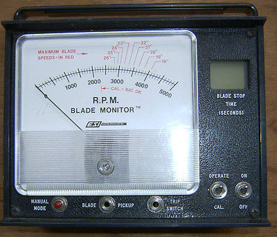 Primary image for Electro Specialities Blade Monitor part # 2028-5 *tool* B5#1 1 Day Shipping