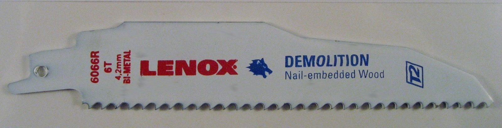 Primary image for Lenox Demolition Reciprocating Blade