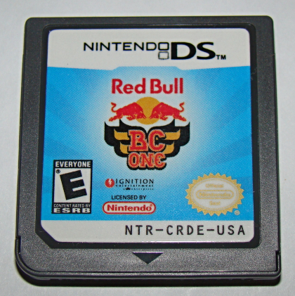 Primary image for Nintendo DS - Red Bull BC ONE (Game Only)