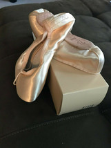 Bloch Hannah S0109L Pointe Shoes, Pink, Size 3X, 5.5 - $52.24