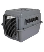 Petmate Sky Kennel for Pets from 25 to 30-Pound, Light Gray - $85.16