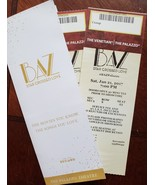 BAZ Star Crossed Love Venetain Hotel Las Vegas Show 2 Used Ticket Stubs  - $5.95