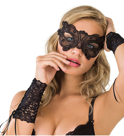 Primary image for Seductive Mask Lace Eye Masque