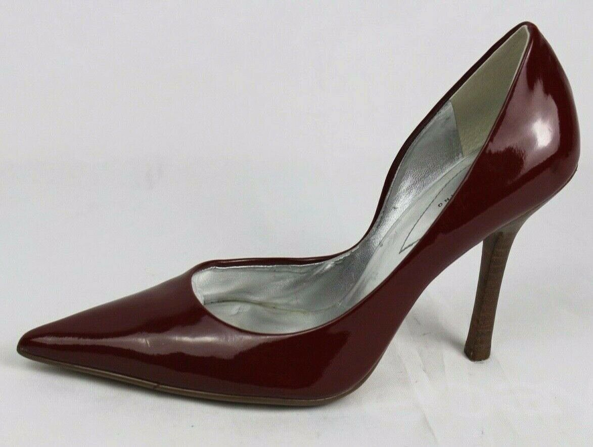 Guess By Marciano Carrie Damen Klassische Absatzschuhe Leder Größe 6,5m