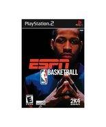 ESPN NBA Basketball [PlayStation2] - $1.97