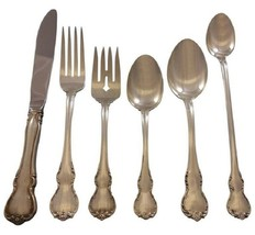 French Provincial by Towle Sterling Silver Flatware Set For 12 Service 89 Pieces - $5,350.00