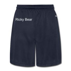 Ricky bear performance shorts