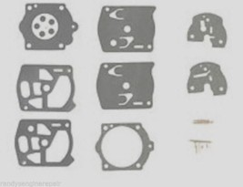 Walbro Ws Carburetor Rebuild Repair Overhaul Kit - $16.99