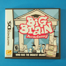 Big Brain Academy (Nintendo DS, 2006) ~ Complete CIB - $6.04